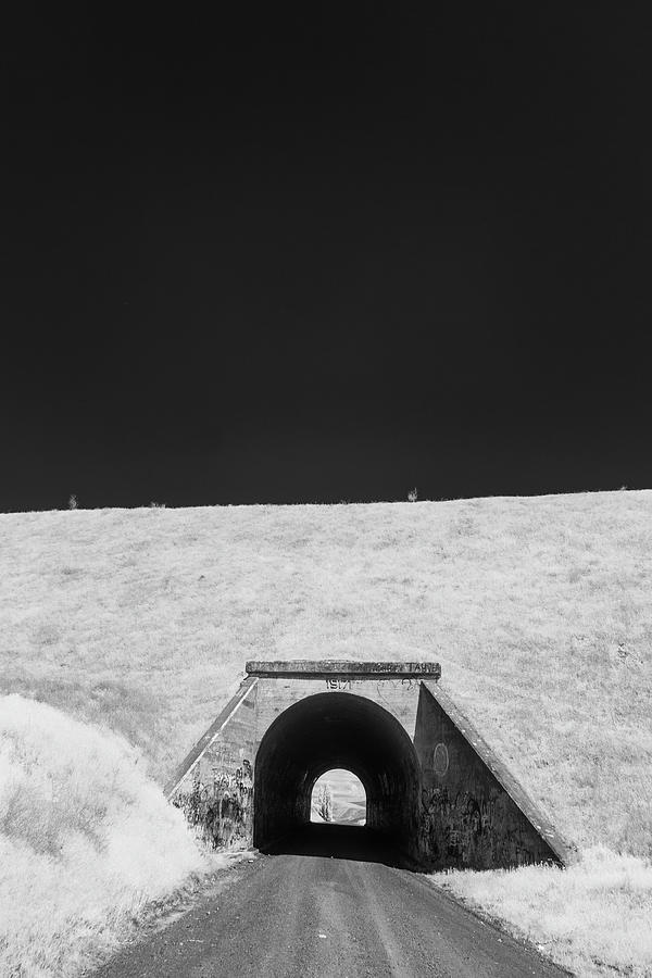 Backroad Tunnel by Harold Carlson