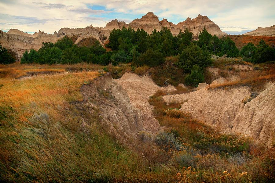 Badlands NP South Dakota GRK6348_10182019-HDR by Greg Kluempers