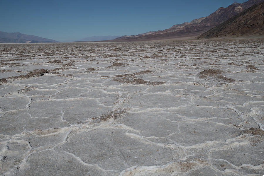 Badwater Basin 1 by Mike Gifford