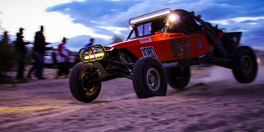 Baja In Motion Photograph