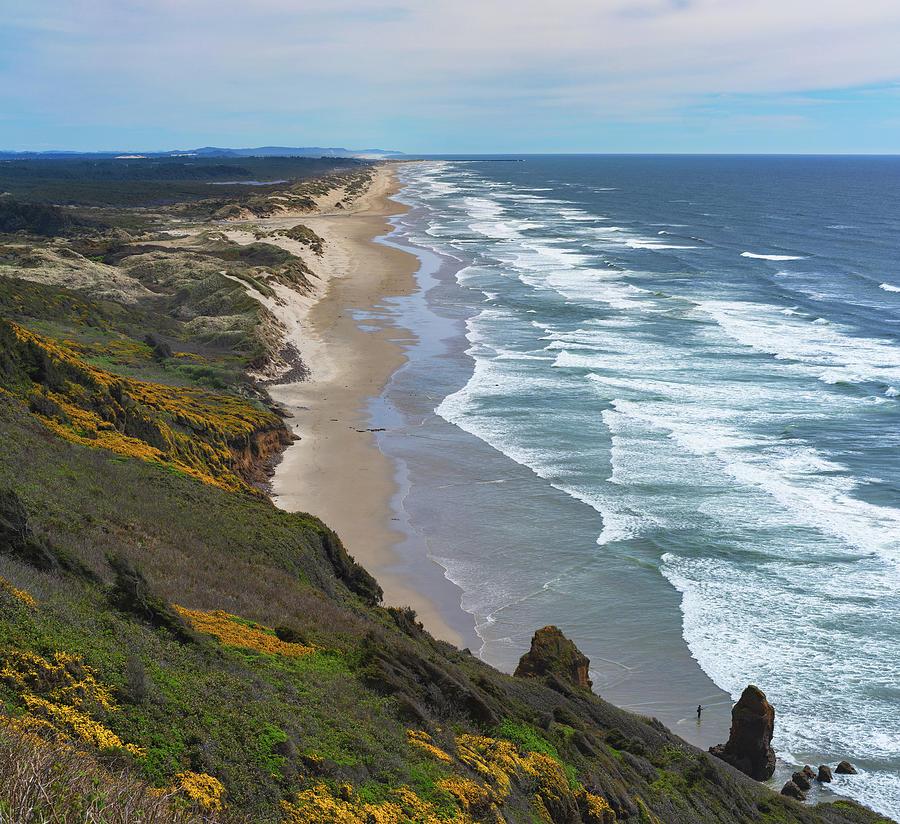 Baker Beach Views Photograph