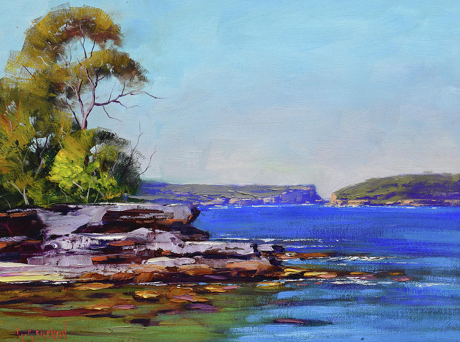 Balmoral Beach Sydney Painting