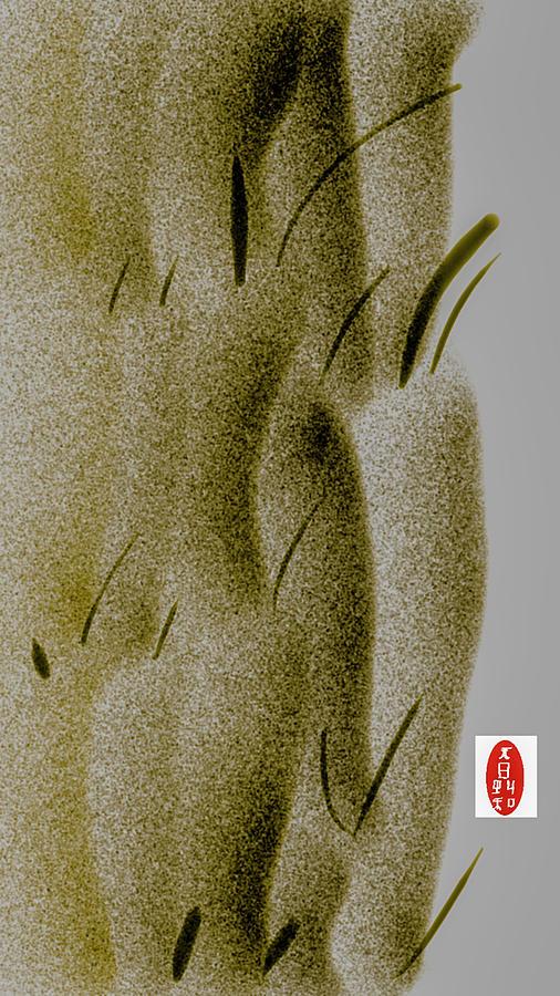 Bamboo #j8 Digital Art