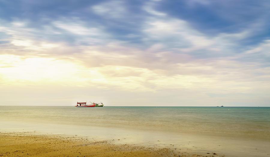 Bang Thao Beach Photograph
