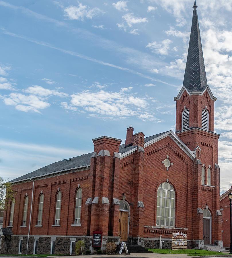 Baptist Church by Mary Courtney