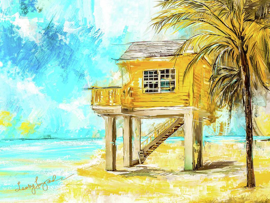 Barbados Afternoon - Barbados Art Painting