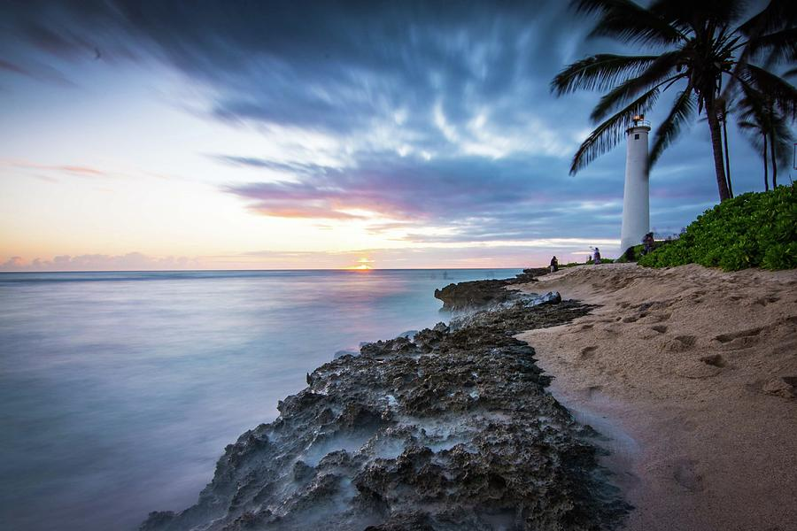 Barber's Point Sunset by Larkin's Balcony Photography