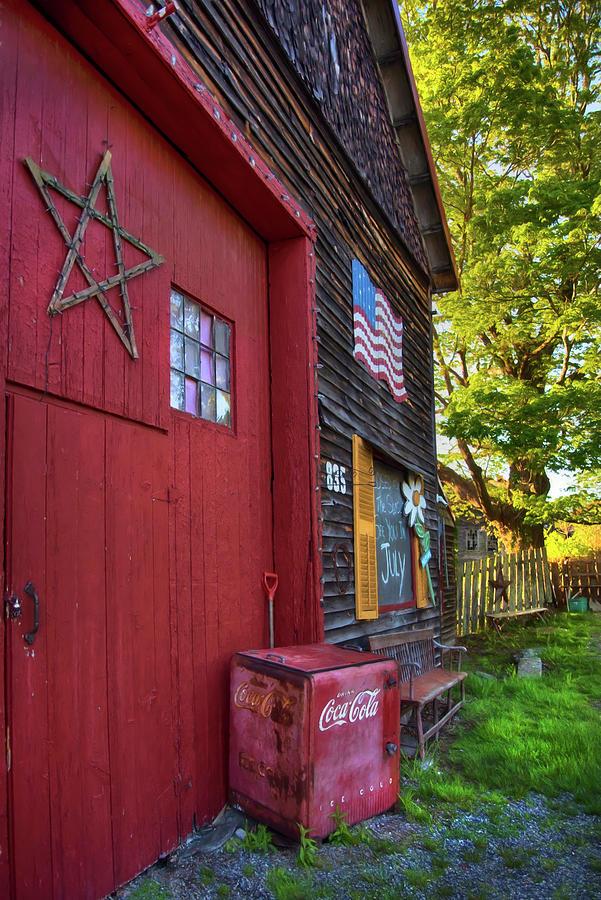 Barn Americana Photograph
