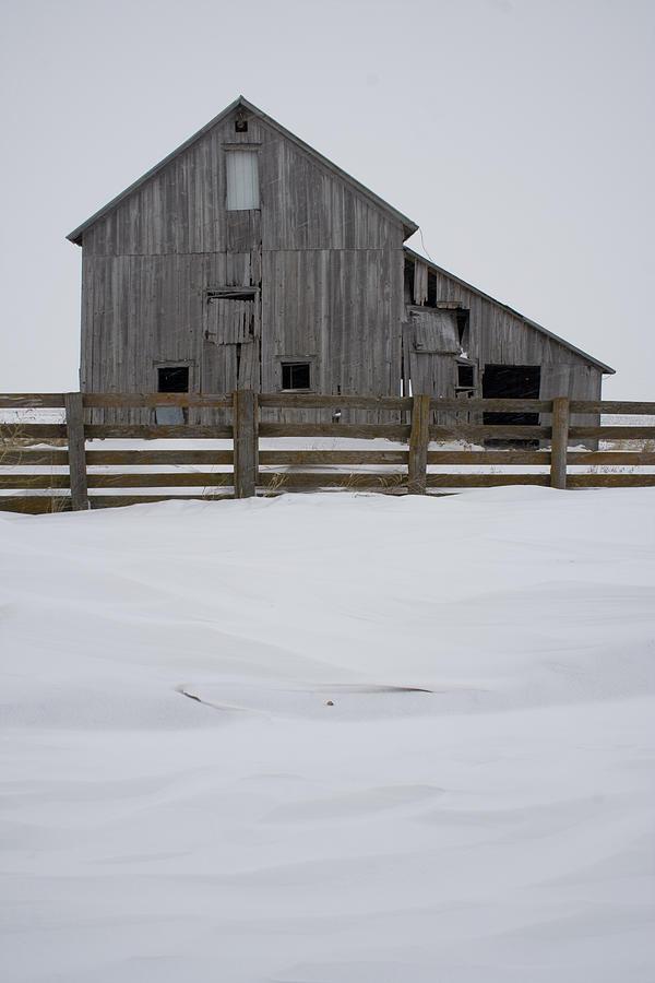 Barn Drifting by Dylan Punke
