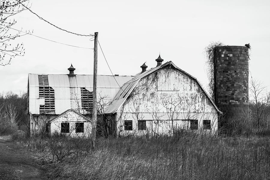 Barns From The Past Photograph