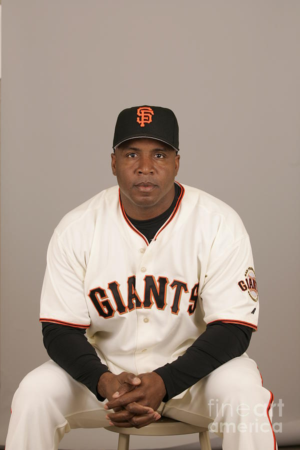 Barry Bonds Photograph by Jason Wise
