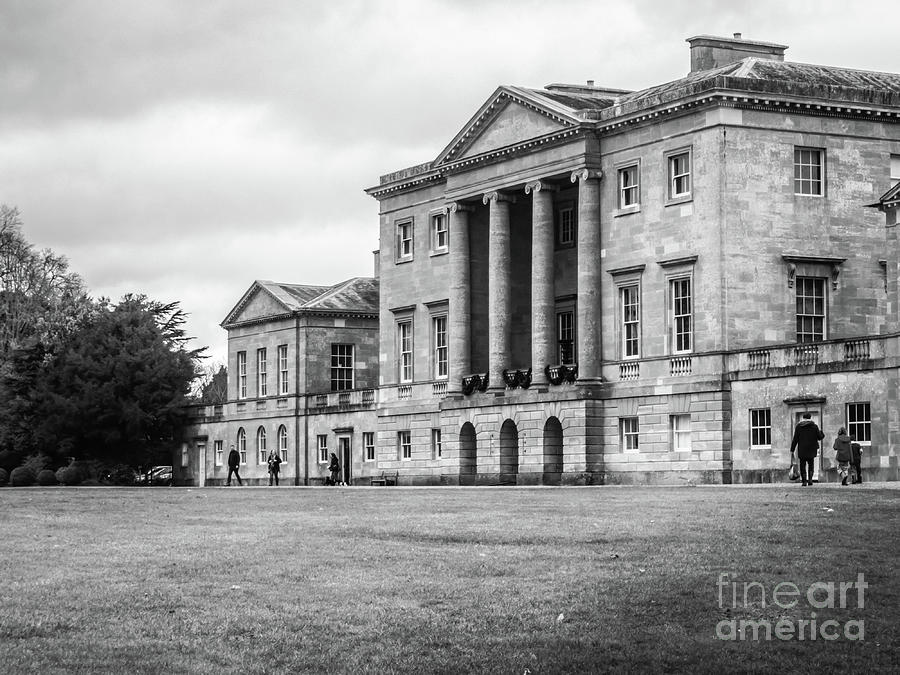 Basildon Park Mansion, Berkshire, England, UK by Richard Jemmett