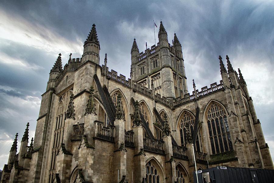 Bath Abbey by Martin Newman