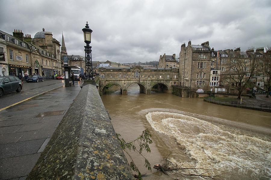 Bath England by Martin Newman