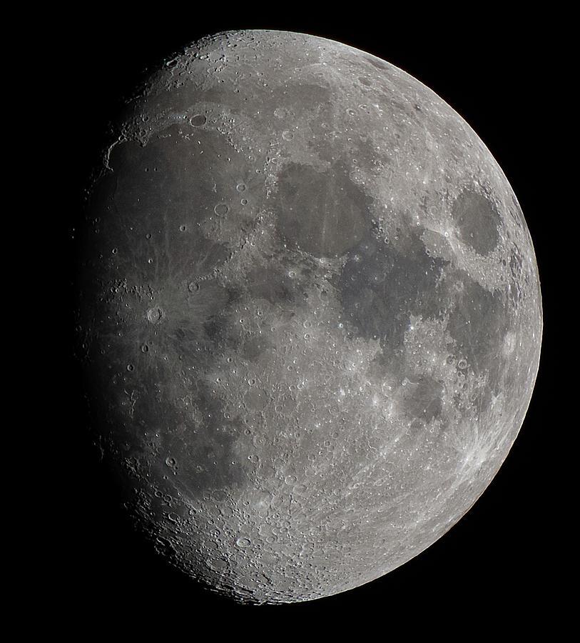 Battered Moon by David Hart