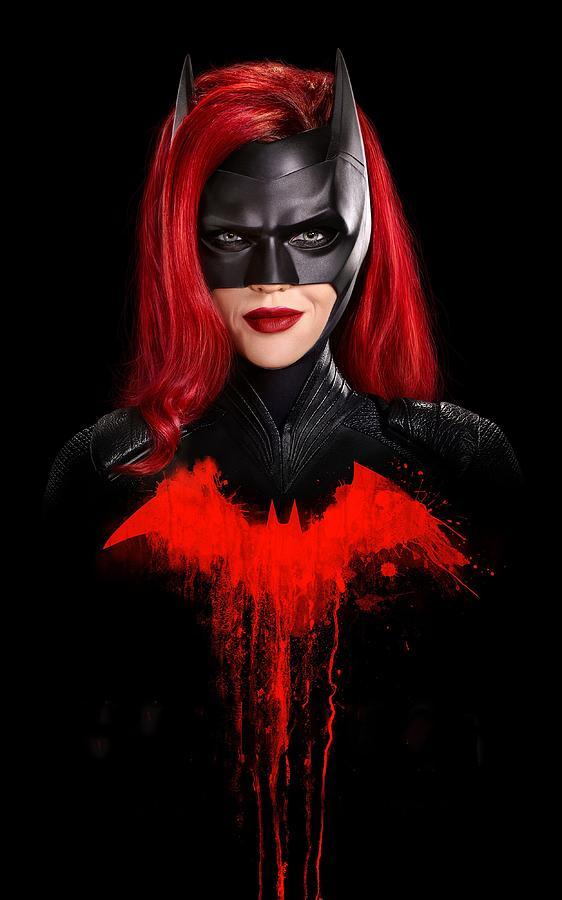 Batwoman Photograph - Batwoman by Geek N Rock