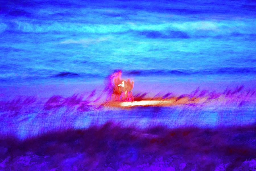 Beach Angels in Alabama by Debra Grace Addison