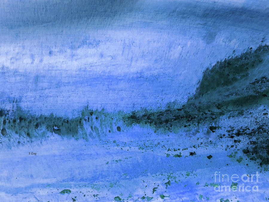 Beach Evening 300 by Sharon Williams Eng