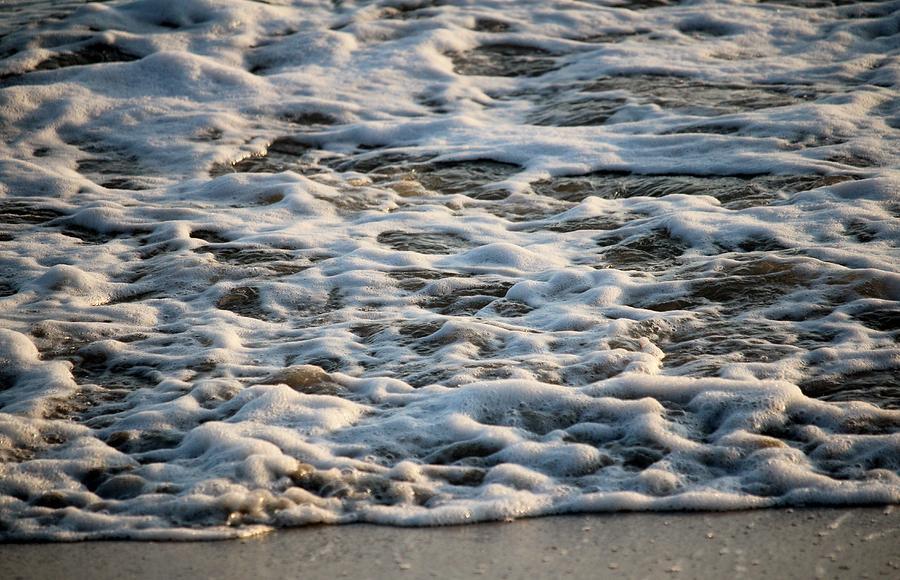 Beach Foam by Cynthia Guinn