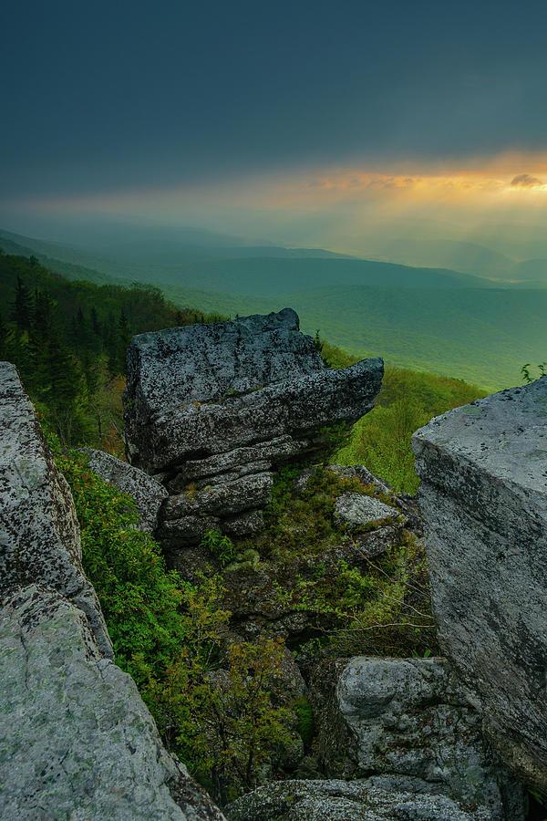Bear Rocks Preserve- 0236 Photograph