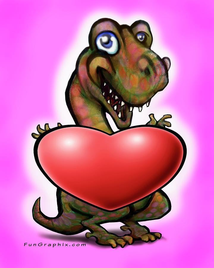 Beasty Heart Digital Art