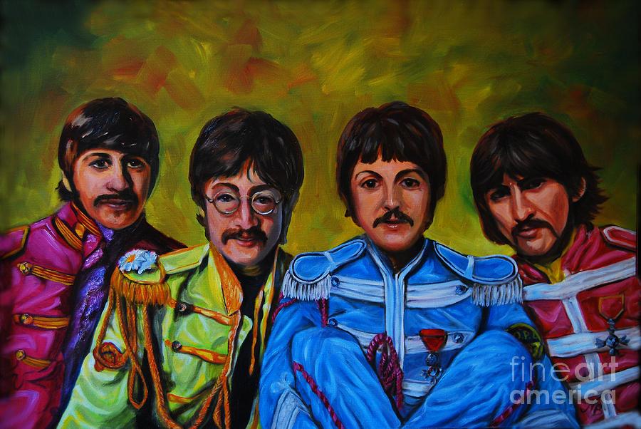 Beatles  by Nancy Bradley