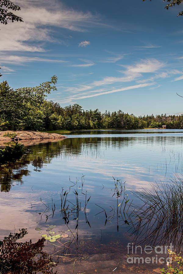 Beautiful Acadia Day Photograph