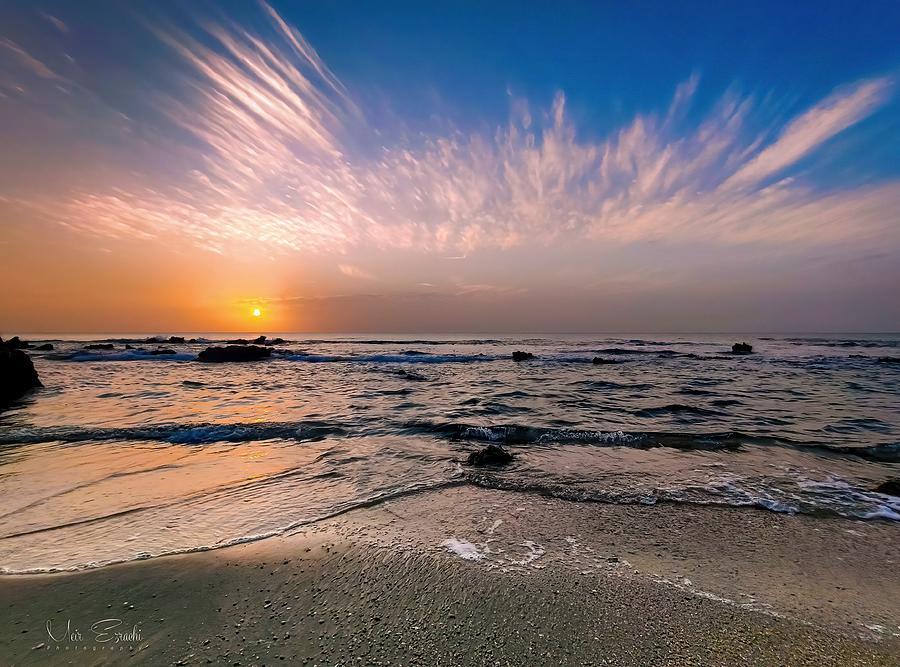 Beautiful Sunset Photograph