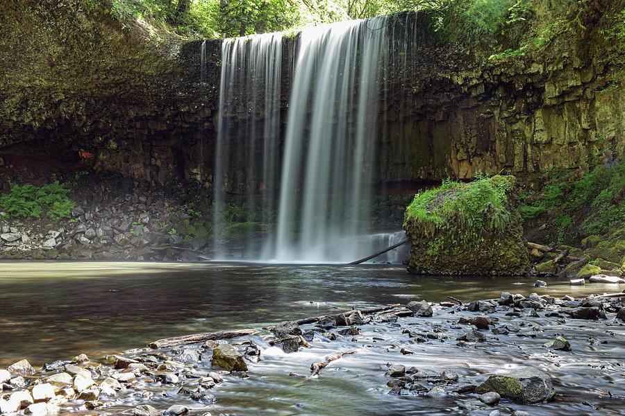 Beaver Creek Falls Photograph