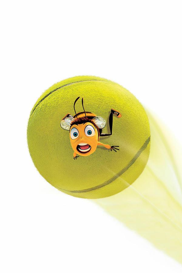 Bee Movie 2007 Digital Art By Geek N Rock