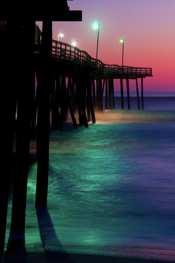 Color Photograph - Before the Dawn by Melissa Southern