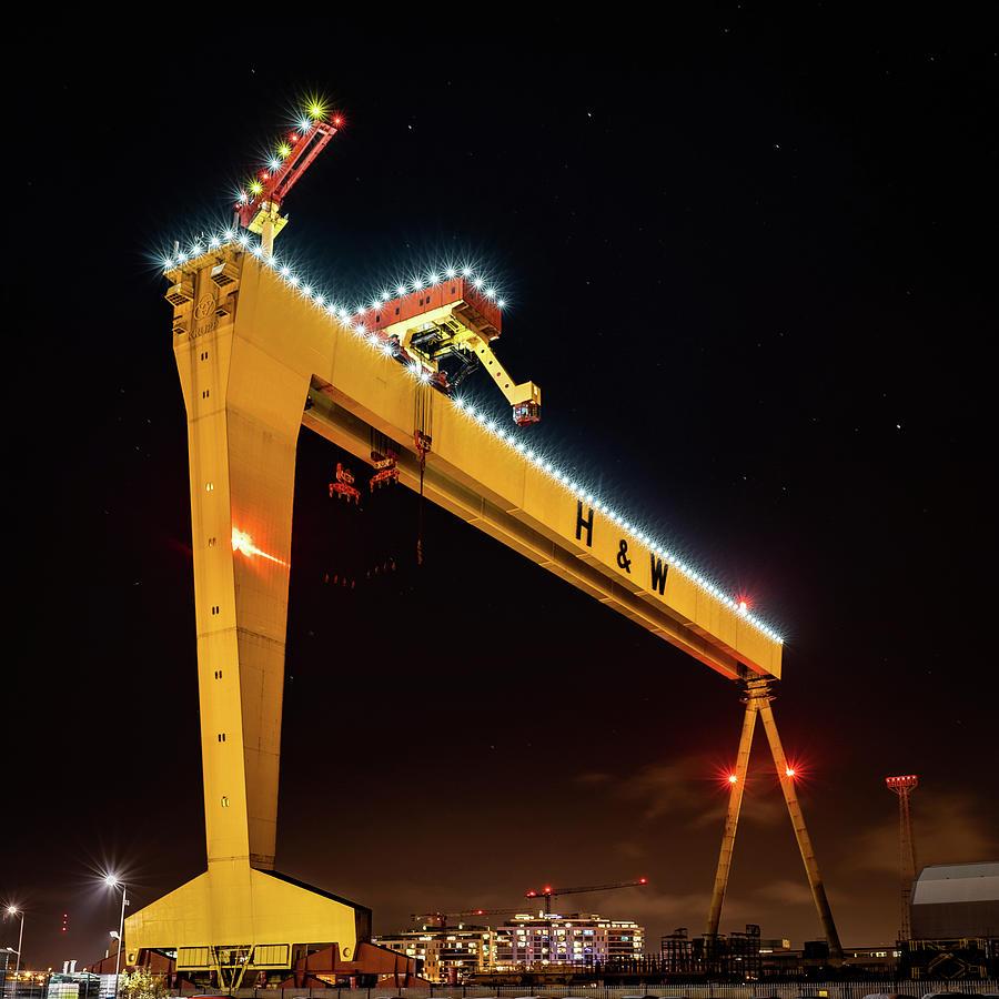 Belfast Shipyard 6 Photograph