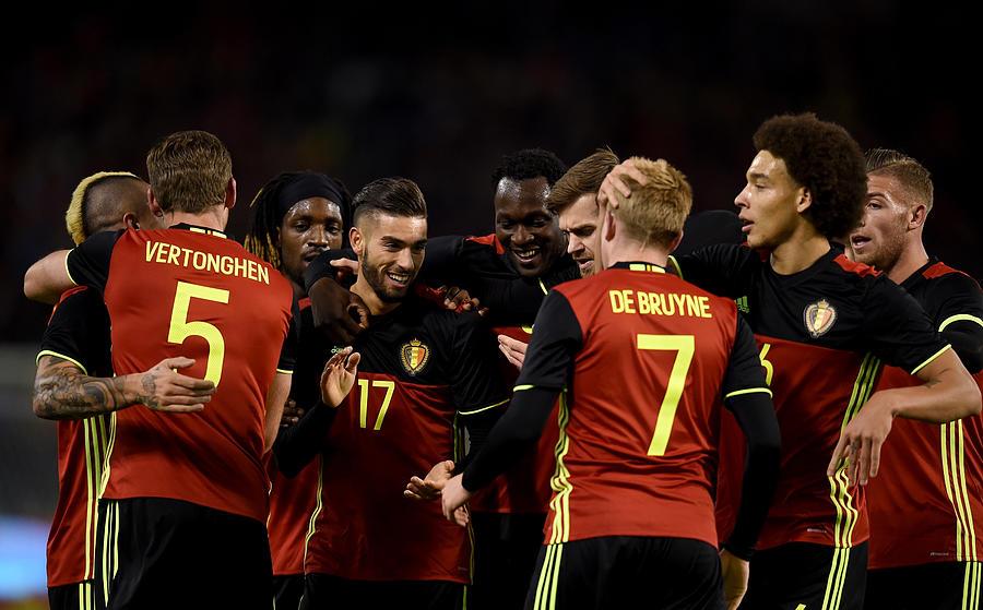 Belgium v Italy - International Friendly Photograph by Claudio Villa