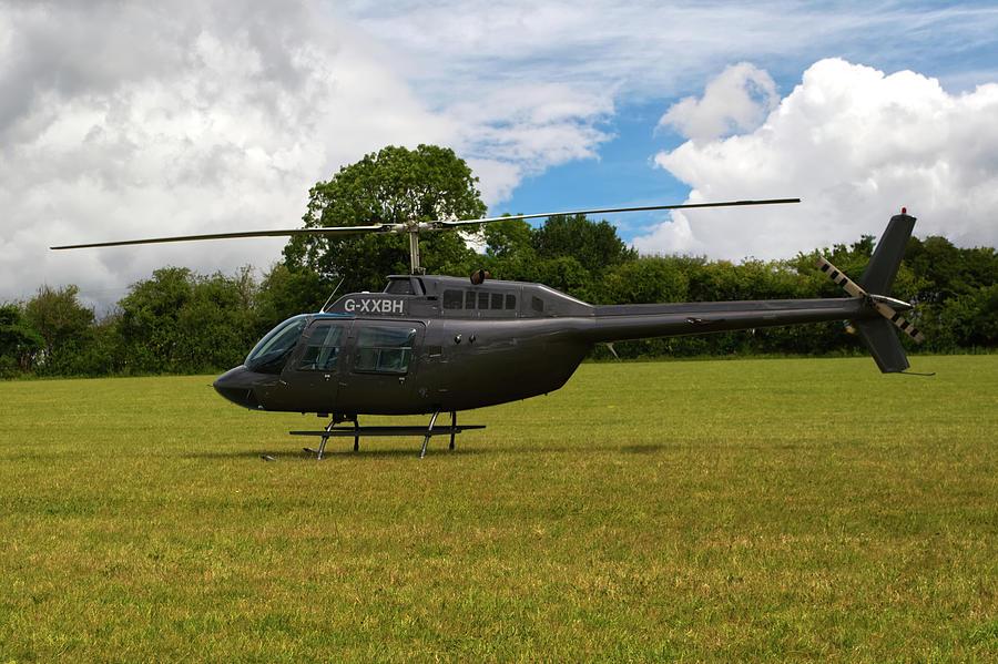 Bell 206 Jetranger Photograph