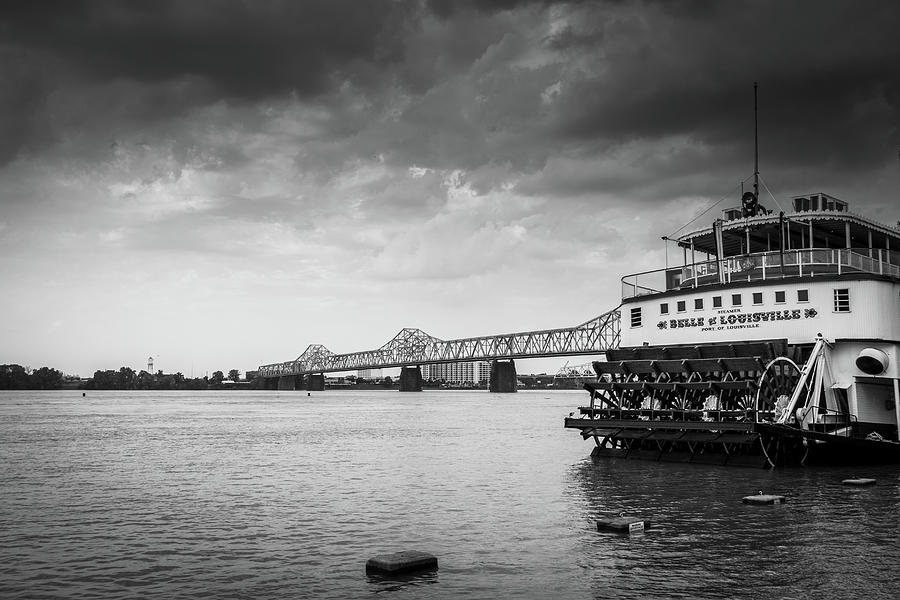 Belle Of Louisville Photograph