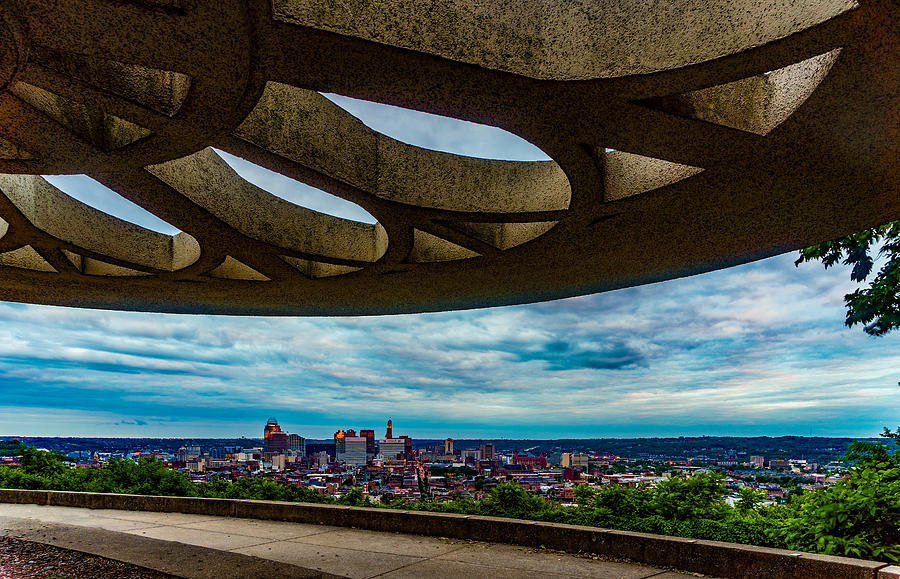 Bellevue Hill Park Cincinnati Ohio by Dave Morgan