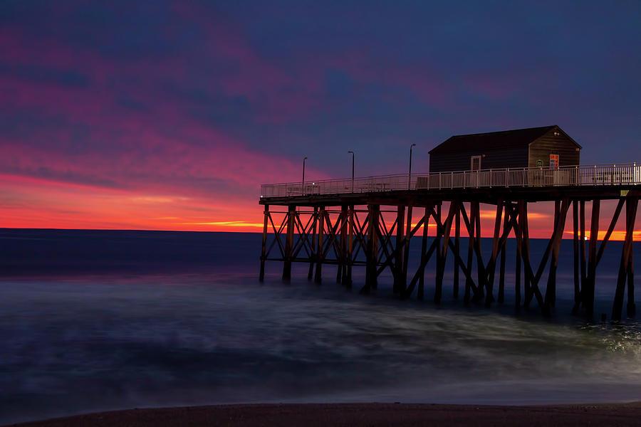 Belmar Before Dawn by Kristia Adams