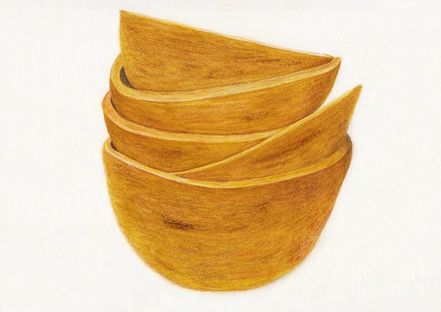 Beloved Wooden Salad Bowls Drawing