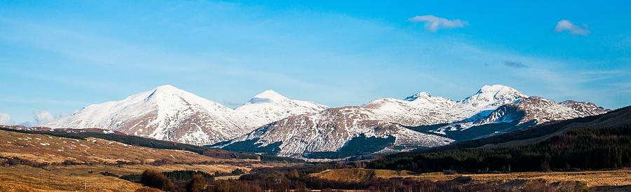 Ben More from Tyndrum by Max Blinkhorn