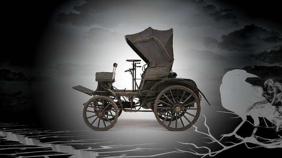 Benz Duc Victoria, Ad 1900 Mixed Media