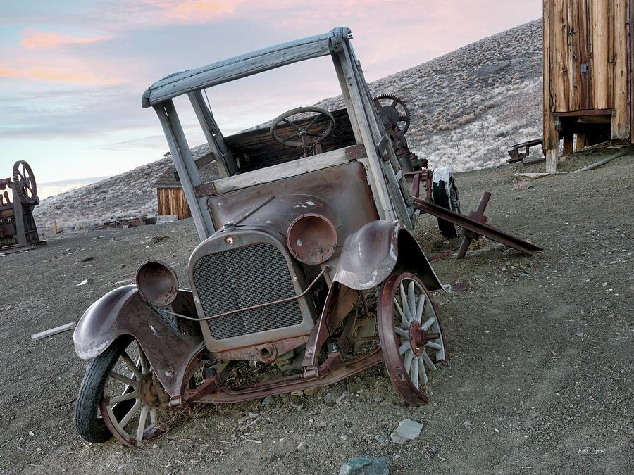 Berlin Nevada Truck by Leland D Howard