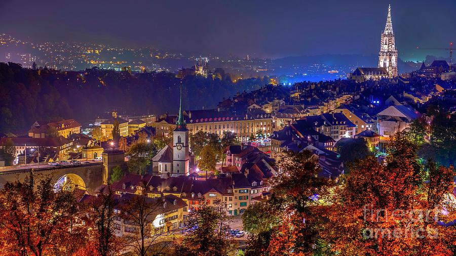 Bern Switzerland by Mirza Cosic