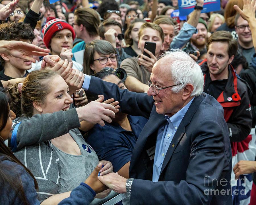 Bernie Photograph