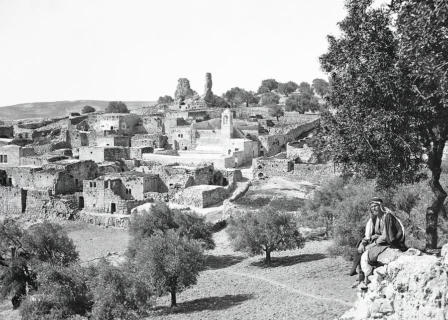 Bethany In 20th Century Photograph