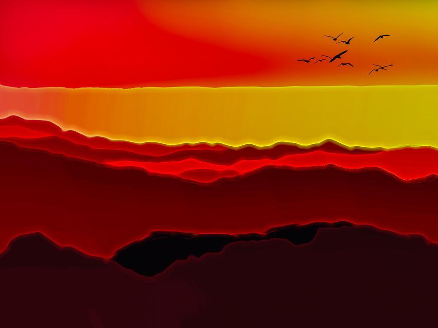 Beyond the Horizon by Paul Wear