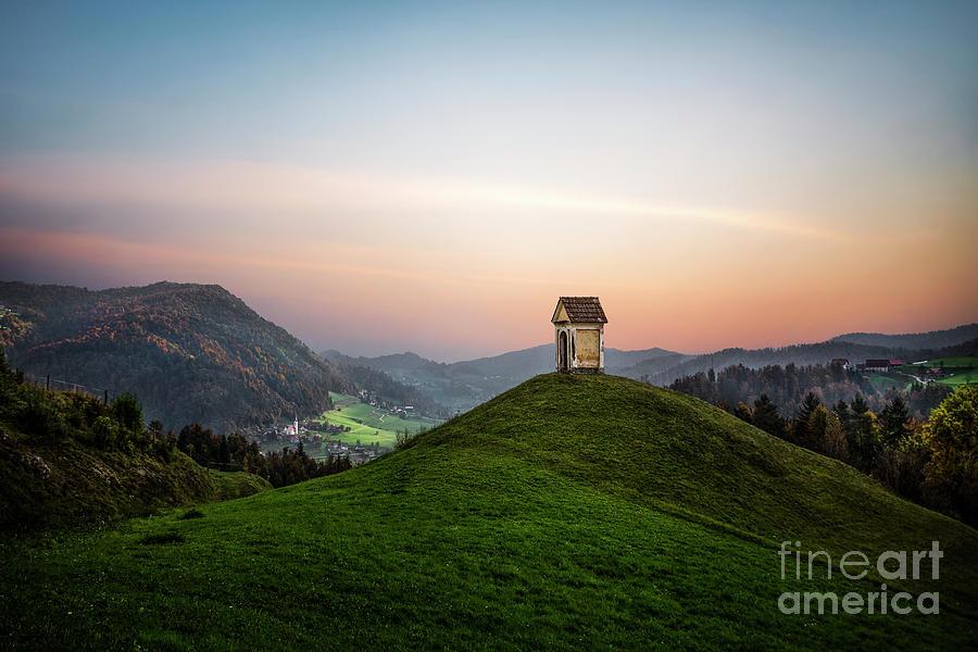 Beyond The Velvet Hills by Evelina Kremsdorf