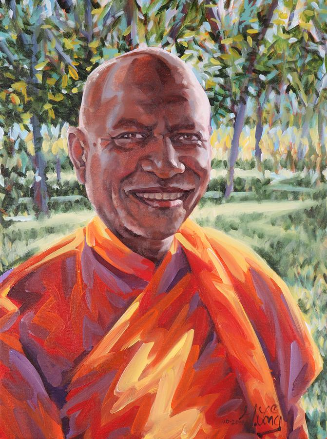 Bhante Nanda by Gary M Long