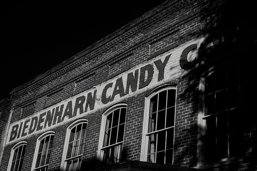 Biedenharn Candy Co by Eugene Campbell