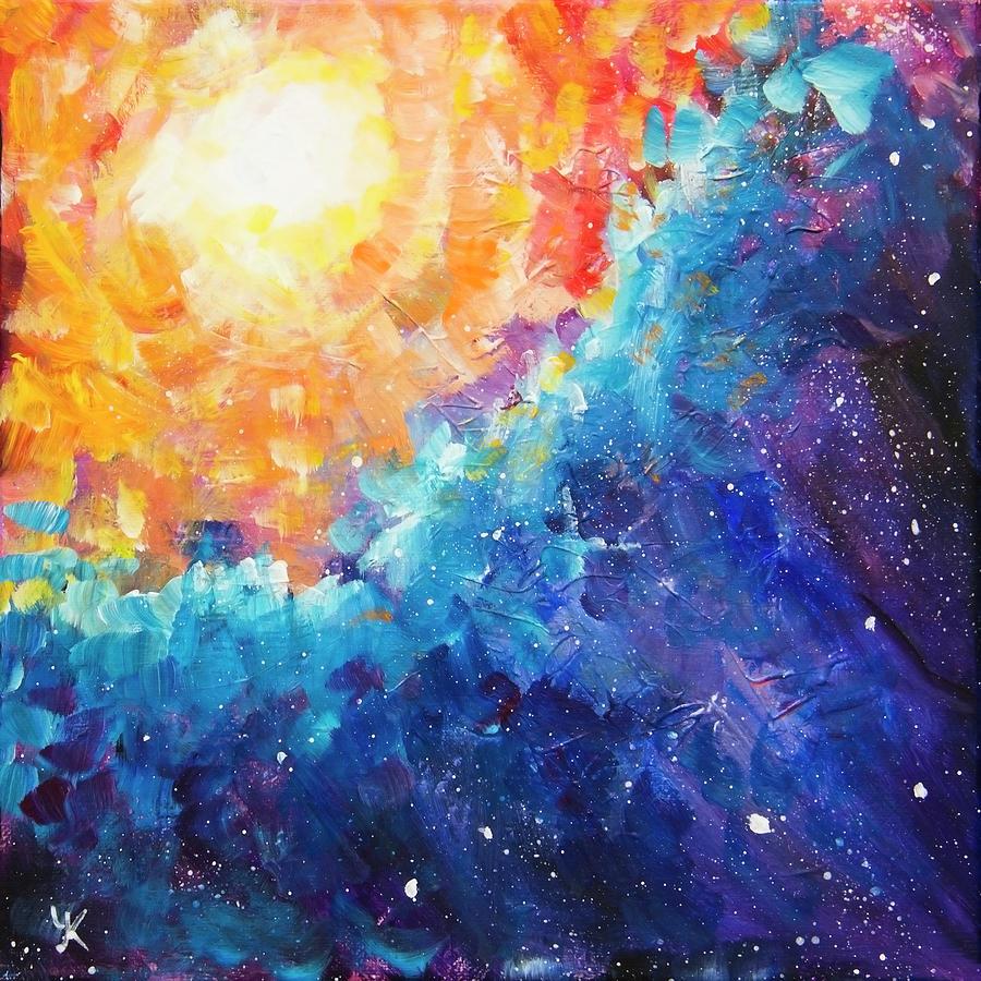 Big Bang by Yulia Kazansky