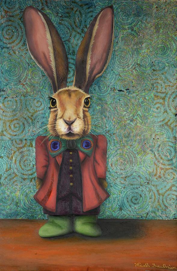 Big Ears 3 by Leah Saulnier The Painting Maniac